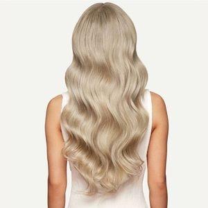Luxy Hair Ash Blonde Human Hair Extensions